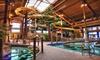 Timber Ridge Lodge and Waterpark - Lake Geneva, WI: Stay with Water-Park Passes at Timber Ridge Lodge & Waterpark in Lake Geneva, WI