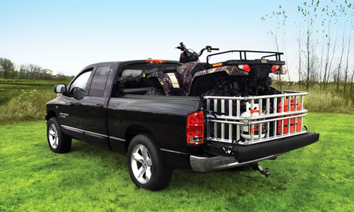 Atv Truck Ramps >> Atv Ramp Truck Bed Extender Groupon Goods