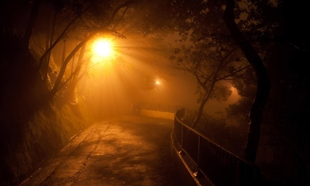 90-Minute Interactive Ghost Tour for Two, Four, or Six from Haunted Manhattan (Up to 47% Off)