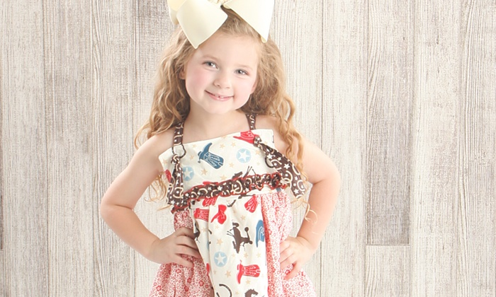 Olive Mae - Downtown Plano: Kid's Clothing and Accessories at Olive Mae (Up to 51% Off)