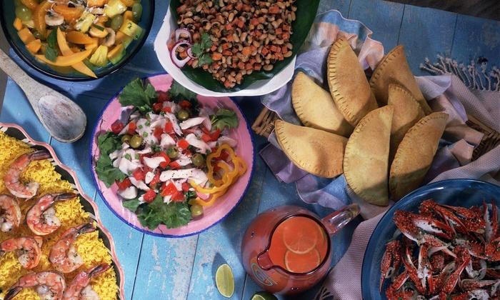 Maracas - Downtown Salisbury: $12 for $20 Worth of Cuban Food — MARACAS