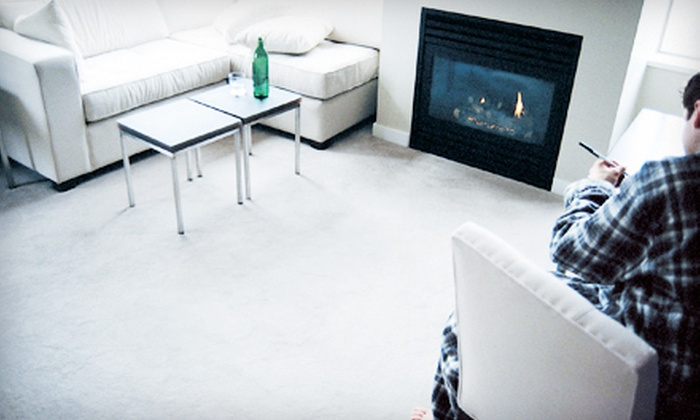 Clever Clean - Birmingham: Carpet and Tile Cleaning from Clever Clean (Up to 51% Off). Two Options Available.