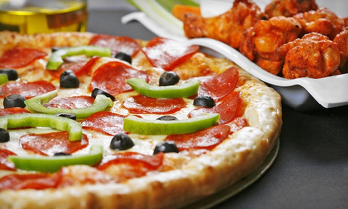Rival's Pizza - DeVeaux: $10 for $20 Worth of Specialty Pizza, Subs, and Tacos at Rival's Pizza