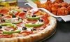 Rivals Pizza - DeVeaux: $10 for $20 Worth of Specialty Pizza, Subs, and Tacos at Rival's Pizza