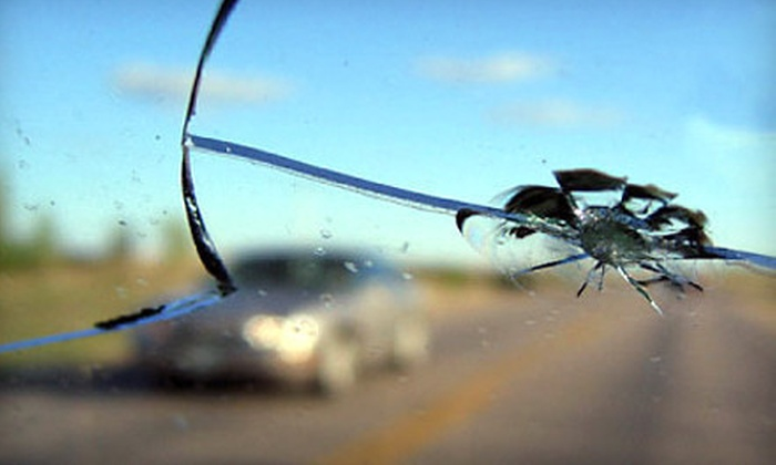Cascade Auto Glass - Taku / Campbell: Windshield-Chip Repairs, or $29 for $100 Toward Windshield Replacement or Insurance Deductible from Cascade Auto Glass