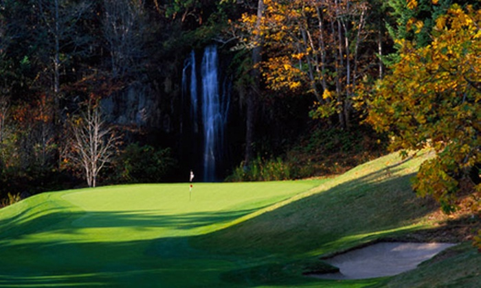Olympic View Golf Club - Victoria: $55 for an 18-Hole Round of Golf with Range Balls for Two at Olympic View Golf Club (Up to $125 Value)