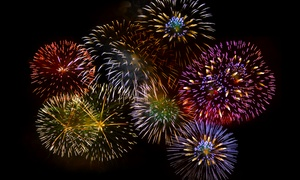 Dream Fire Works: 500 Gram Cake Fireworks at Dream Fire Works (Up to 50% Off). Six Options Available.
