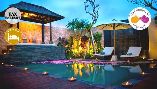 Bali 5* CK Luxury Villas 0