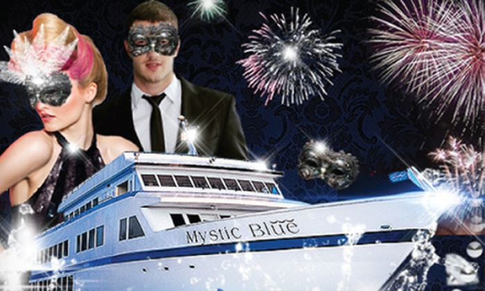 Raymi Productions - Near North Side: $50 for VIP Admission to the Masquerade Extravaganza Cruise from Raymi Productions ($100 Value)