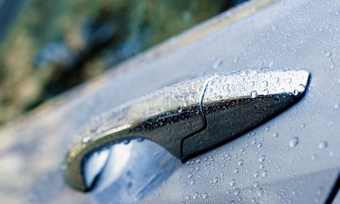 The Auto Spa - Green Brook: Car-Wash Package at The Auto Spa (Half Off). Two Options Available.