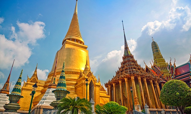 Bangkok: Stay with Return Flights 5