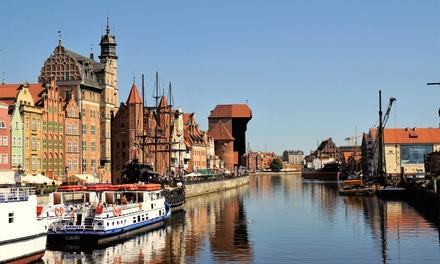 Gdańsk: 2-8 dni dla 2 osób ze śniadaniami, sauną, jacuzzi i więcej w Royal Residence