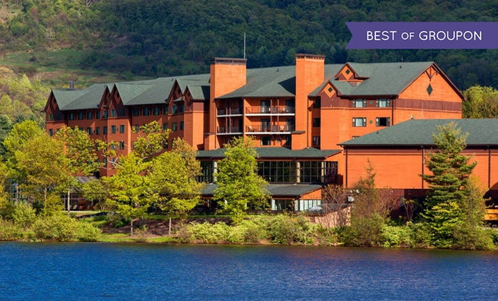 Stay at Rocky Gap Casino Resort in Cumberland, MD, with Dates into April