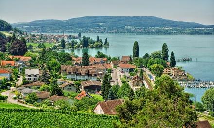 Bodensee: 2-3 Nächte für Zwei mit Frühstück, SPA-Gutschein, 3-Gänge-Menü & Welcome Drink im 4* Hotel Volapük in Konstanz