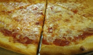 Brooklyn Brothers Pizza: Pizza at Brooklyn Brothers Pizza (Up to 44% Off)