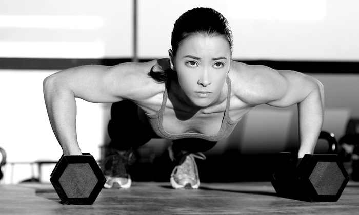 ForwardFit - Carol Stream: 10 Group Fitness Classes or One Month of Unlimited Classes at ForwardFit (Up to 62% Off)