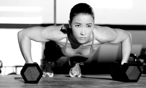 ForwardFit: 10 Group Fitness Classes or One Month of Unlimited Classes at ForwardFit (Up to 62% Off)