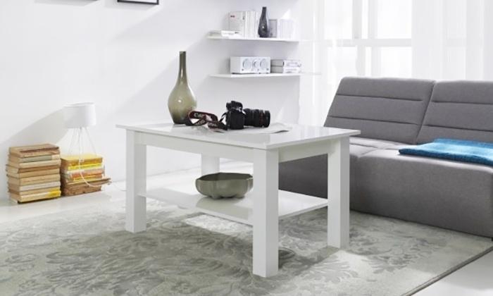table basse loreto groupon. Black Bedroom Furniture Sets. Home Design Ideas
