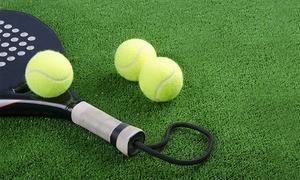 Palma Racket: Palma Racket: 5 clases de pádel de 1 hora para adulto por 24,95 € o 10 clases por 44,95 €