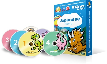 $49 for $89 Groupon — Dino Lingo Inc.