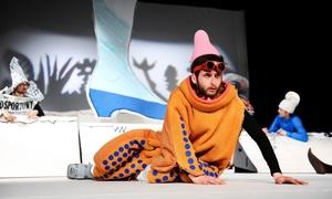 Miejski Teatr Miniatura: Bilet dla 2 osób na wybrany spektakl dla dzieci lub dorosłych od 27 zł w Miejskim Teatrze Miniatura w Gdańsku (do -34%)