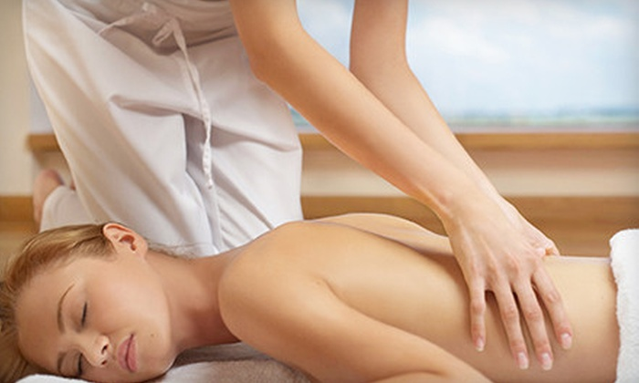 Healing Waters Therapy - Mandarin: 50- or 80-Minute Deep-Tissue Massage at Healing Waters Therapy (Up to 58% Off)