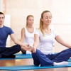 Up to 58% Off at Simply Hot Yoga Wellness Center