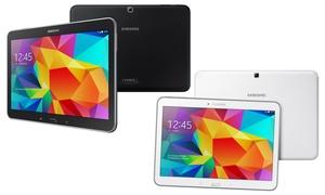 "Samsung Galaxy Tab 4 10.1"" 16gb Tablet With Android Kitkat, Quad-core Processor, 1.5gb Ram (refurbished)"
