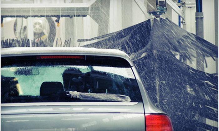 Magic Touch Car Wash - Indian Creek: Three, Six, or Nine Ultimate Car Washes at Magic Touch Car Wash in Levittown (Up to 61% Off)
