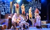 """Jean's Playhouse - Jean's Playhouse: """"Man of La Mancha"""" on August 6–7 or """"Pippin"""" on August 13–14 at Jean's Playhouse (Up to 43% Off)"""