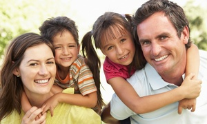Hickman Family Dental: Dental-Checkup Package for One, Two, or Family of Four at Hickman Family Dental (Up to 83% Off)
