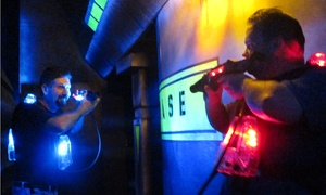 $15 For Five Games Of Laser Tag At Ultrazone (up To $32.50 Value)