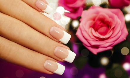 Beauté des mains et/ou des pieds ou pose de gel mains ou pieds dès 15 € à linstitut Lindaparis Nails