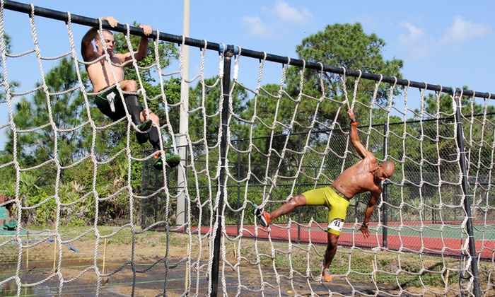 Courage Challenge - Halpatiokee Park: Noncompetitive or Competitive  Entry to The Courage Challenge Mud Run & Obstacle Course Race  (55% Off)