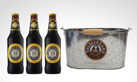 Desde $395 en vez de $660 por pack de cervezas Coopers + fraperta para retirar en sucursal