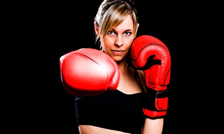 5 or 10 Kickboxing Classes with Hand Wraps at ATA Martial Arts (65% Off)