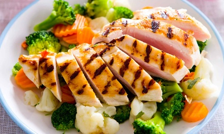 Prepared Dinner with Home Delivery 3 or 5 Nights a Week for 1 or 4 Weeks from Dine In 2Nite (Up to 51% Off)