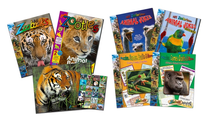 Zoobooks Magazine | Zoobooks Magazine SubscriptionsPackage Deals· Return Policy· Shop By Category· No Sales Tax.