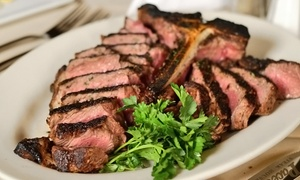 Pace's Steakhouse: $35 for $60 Worth of Aged Steaks, Seafood, and Wine at Zagat-Rated Pace's Steak House