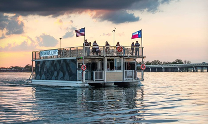 """Sail with Scott LLC - Rockwall: $15 for a Cruise Aboard the """"Harbor Lights"""" for One from Sail with Scott LLC (Up to $30 Value)"""