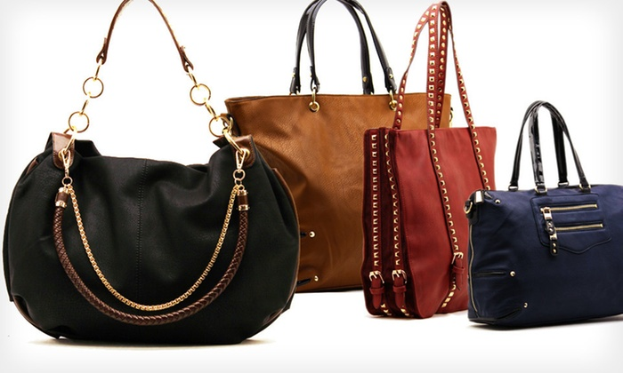 Robert Matthew Handbags: Robert Matthew Handbags (Up to 73% Off). Multiple Styles and Colours Available.