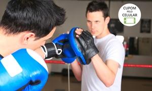 Uniclass Fitness: Uniclass Fitness – Cruzeiro Novo: 1, 3 ou 6 meses de muay thai ou boxe + adesão