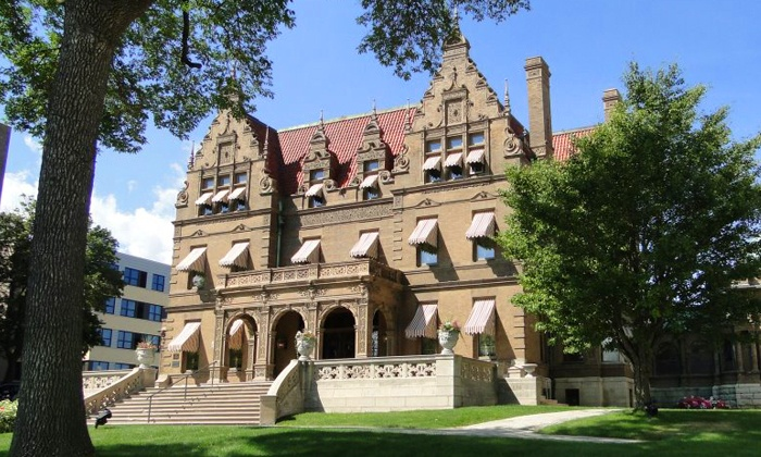 Pabst Mansion - Avenues West: Mansion Tour for Two or Four at the Pabst Mansion (Up to 46% Off)