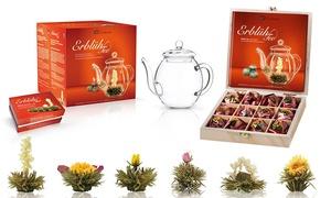 Coffret Creano fleurs de thé