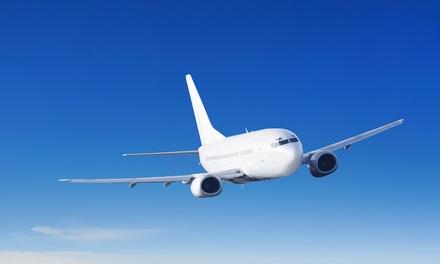 Vuelos tanto nacionales como internacionales a precio fijo, sin importar el aeropuerto de origen ni el destino elegido