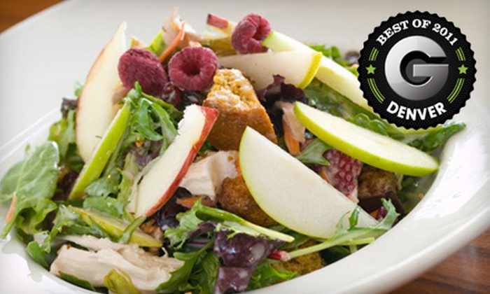 Rialto Cafe - Central Business District: $20 for $40 Worth of Contemporary American Fare at Rialto Cafe