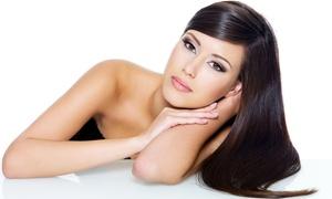 Fashion Hair Line Mary: Bellezza capelli con taglio e maschera ristrutturante più colore e shatush (sconto fino a 74%)