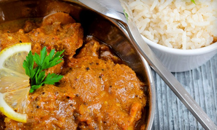 Bombay Masala - Southwind: $15 for $30 Worth of Indian Cuisine at Bombay Masala in Mary Esther