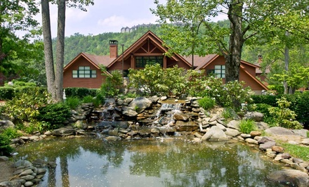 2- or 3-Night Stay for Four at Bent Creek Golf Village in Gatlinburg, TN. Combine Up to 6 Nights.