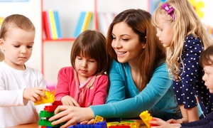 Little Minds Nursery: One, Two or Four Weeks of Nursery at Little Minds Nursery (Up to 58% Off)